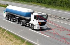 Truck Laser Safety
