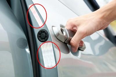 Car Door Reflective Tape